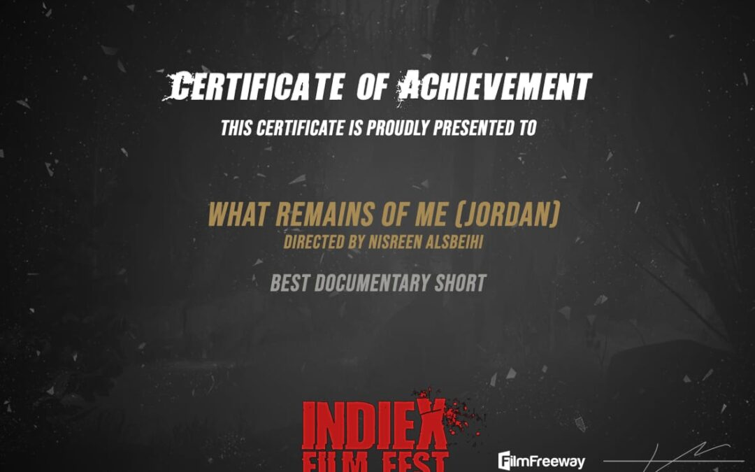Indiex Film Fest Los Angeles 2020